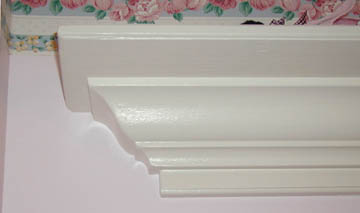 Crown Molding Shelf