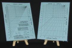 Crown Molding Angle Chart