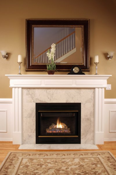 Chapter 10 of our new book provides detailed information on how to build  your own for a fractions of the cost. - Do It Yourself: Fireplace Mantels
