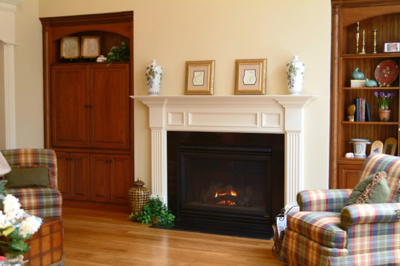 Do it yourself fireplace mantels solutioingenieria Image collections